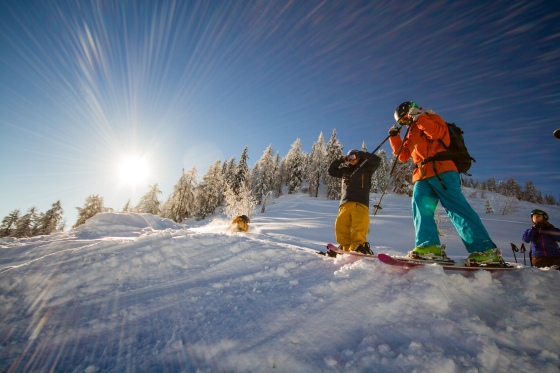 Skifahren_Archiv Bergbahnen Goldeck_Fotograf Daniel-Gollner (1)