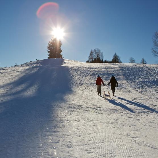 Skigebiet Weissensee (C) Martin Steinthaler KW