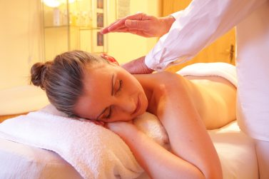 Wohltuende Massagen
